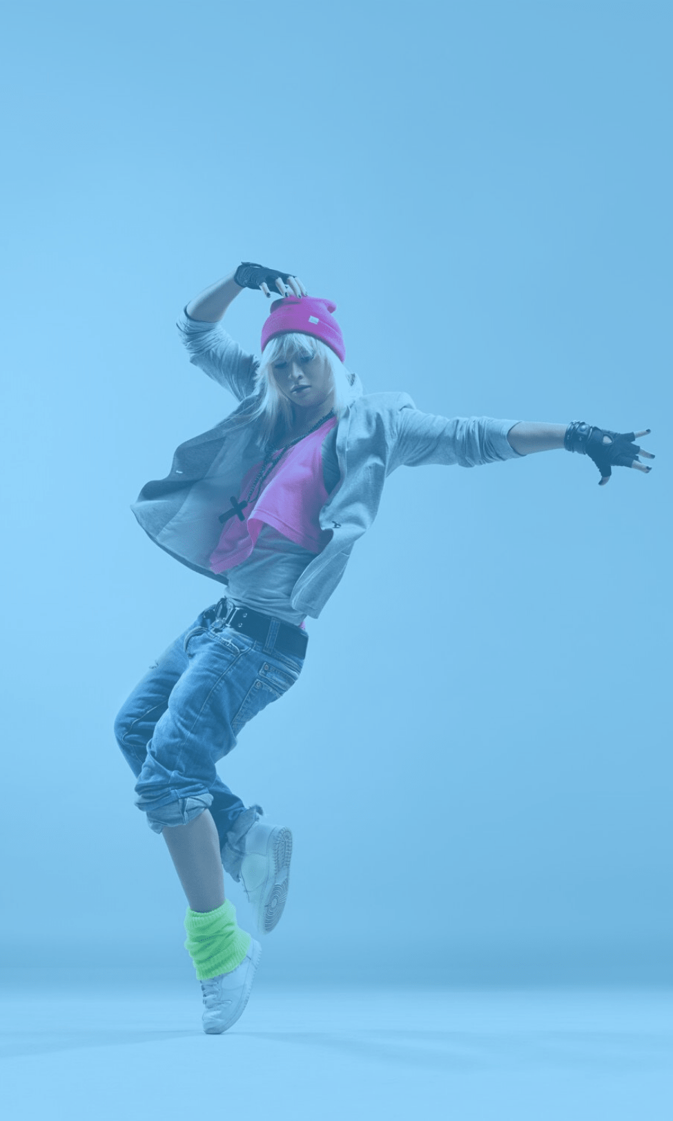 Corso Danza moderna & Hip-Hop