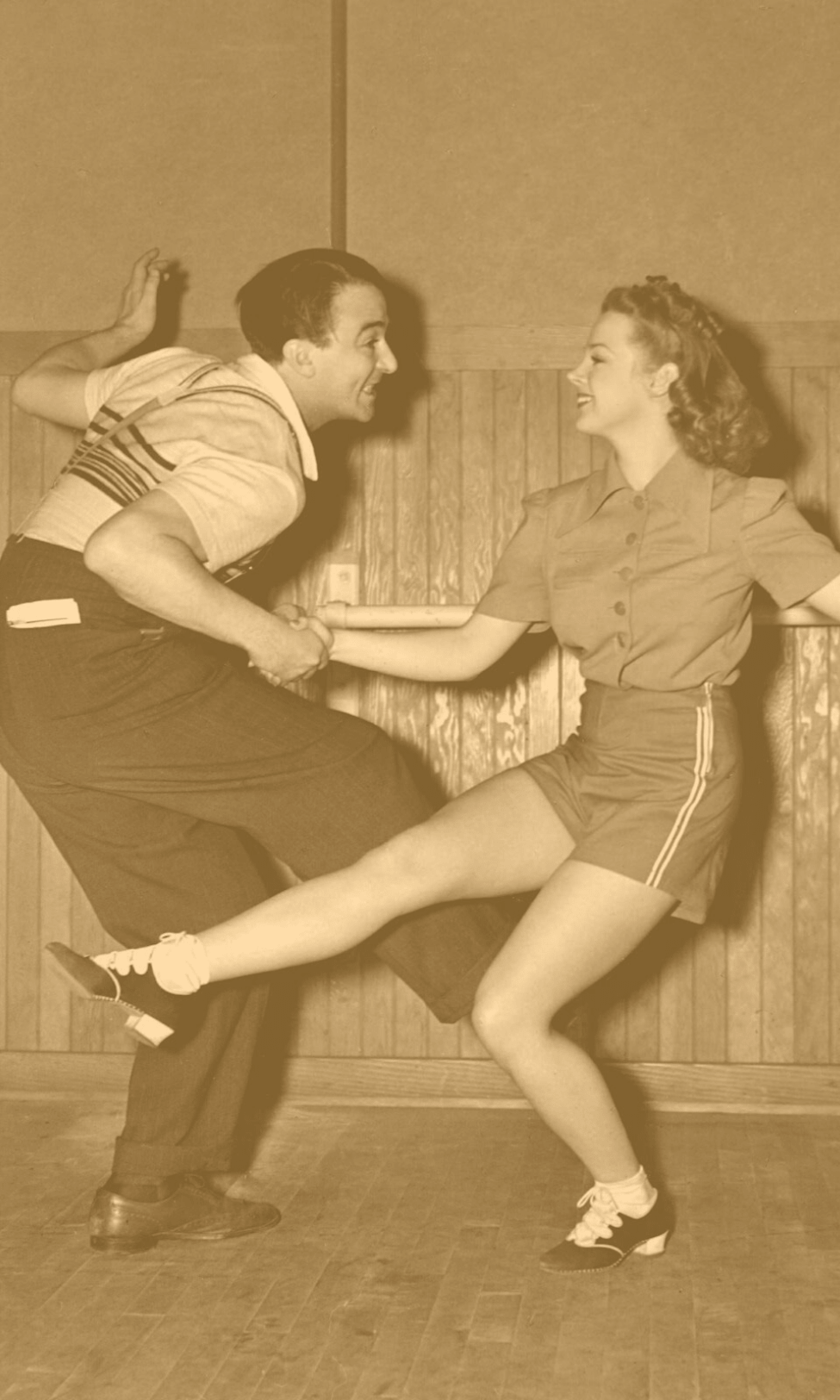 Corso Danze Swing