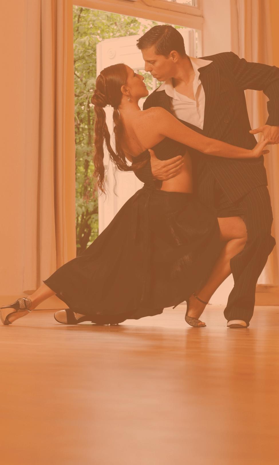 Corso Tango argentino